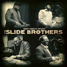 SLIDE BROTHERS CD - THE SLIDE BROTHERS (2013) - NEW UNOPENED