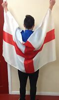 WEARABLE ENGLAND FLAG 5X3 Football Rugby Fan Supporters