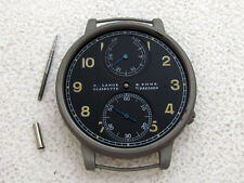 A. LANGE & SOHNE GLASHUTTE LUFTWAFFE PILOTS WWII VINTAGE GERMAN WATCH for REPAIR
