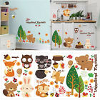 Removable Animals Vinyl Wall Stickers Mural Home Decor Kids Room Nursery Decal