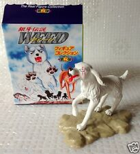 "George 3"" Figure from Ginga Densetsu WEED Collection Vol.2 Hopeanuoli New"