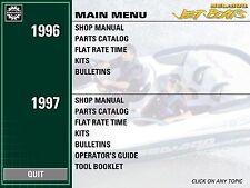 Seadoo Challenger 1800 manual Seadoo Challenger 1800 1998
