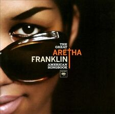 ARETHA FRANKLIN - The Great American Songbook (NEW CD, 2011, Columbia/Legacy)