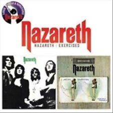 Nazareth/Exercises by Nazareth (CD, Sep-2009, Salvo)