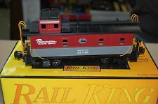 Rail King 30-77102 New York Central Offset Steel Caboose
