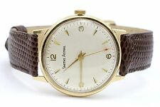 Smiths astral 9ct gold vintage gents presentation watch-made in England.
