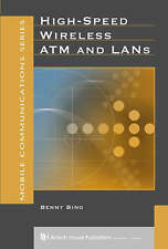 High-Speed Wireless Atm and Lans (Artech House Mobile Communications Library)