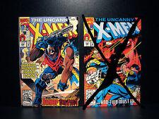 COMICS: Marvel: Uncanny X-men #288 (1990s) - RARE (wolverine/thor/spiderman)
