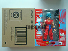 Bandai S.H. Figuarts Dragonball Z SUPER SAIYAN GOD SON GOKOU goku action figure