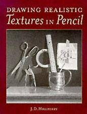 Drawing Realistic Textures in Pencil drawing art JD Hillberry pencil draw sketch