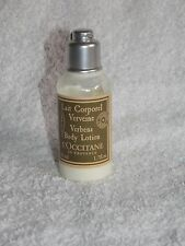 L'Occitane En Provence VERBENA Body Lotion 1.7 oz/50mL New