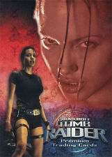 Laura Croft Tomb Raider Movie TR-1 Promo Card