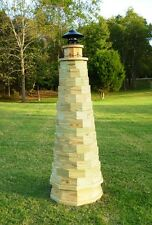 Wood Plans for a 6 ft. Lighthouse - Authentic Shape - CD via Mail