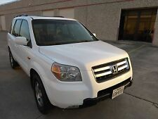 2007 Honda Pilot ALL WHEEL DRIVE,3RD ROW,MINT CONDITION,NO RESERVE