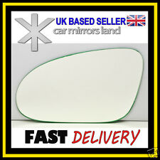 Left Passenger Wing Car Mirror Glass Replacement VW Golf 5 2003-2008