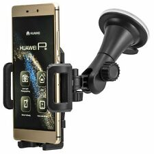 Universal Windshield Car Mount Holder Cradle For Huawei P9 Plus P9 P8 Nexus 6P