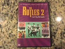 THE RUTLES 2: CAN'T BUY ME LUNCH VERY GOOD DVD 2002 ERIC IDLE BEATLES PARODY!