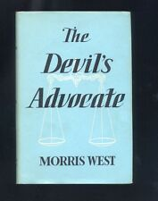 The Devil's advocate , Morris West  ,The Reprint Society 1959 R