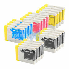 20+ PACK LC51 Ink Cartridge for Brother MFC-3360C MFC-240C MFC-440CN LC-51 LC51