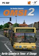 OMSI 2 Bus Simulator 2 (PC DVD) EN STOCK NOW neuf scellé