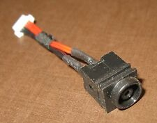 DC-IN POWER JACK w/ CABLE SONY VAIO VGN-SZ340P VGN-SZ340W VGN-SZ360P SOCKET PORT
