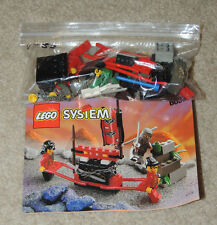 LEGO 6033 Castle Ninja Treasure Transport, Complete w/ Minifigs and Instructions