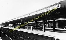 Romford Railway Station Photo. Seven Kings - Gidea Park. Ilford to Brentwood GER