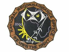 USAF ONYX NRO Space Command We Own The Night Titan 4 IV Black Ops Spy Patch New