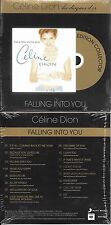 """CD CARDSLEEVE CÉLINE DION FALLING INTO YOU """"LES DISQUES D'OR"""" 2014 FRANCE NEUF"""