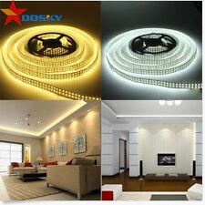 5m 3528 SMD 300 Led Warm white Flexibility LED Strip Light DC 12V