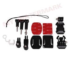 Grab Bag of Mounts Kit For GoPro Hero 2 3 3+ 4 Go Pro