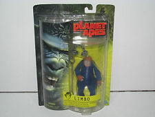 PLANET OF THE APES ACTION FIGURE 'LIMBO' MOSC 2001 HASBRO