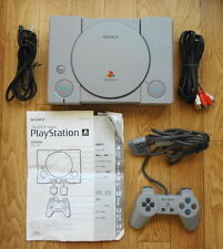 Sony Playstation 1 PS1 Console System SCPH-1000 Rare Retro Video game Japan JP