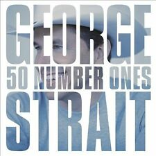 George Strait 50 number Ones :2 CD Set (Digitally Remastered)
