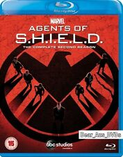 MARVEL'S AGENTS OF S.H.I.E.L.D. 2 2014-2015: Shield TV Season Series NEW BLU-RAY