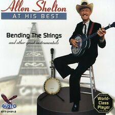 At His Best - Allen Shelton (2010, CD NEU)