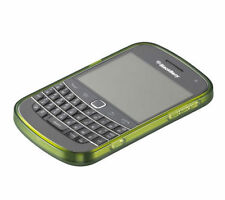 Genuine BlackBerry Bold (9930,9900) Soft Shell (Verde Bottiglia)