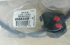 586449 New Genuine Binnacle Box Trim Switch Assy. Evinrude Johnson 766482 OMC