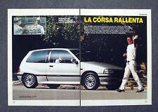 AD84 - Clipping-Ritaglio -1987- AUTONOTIZIE , L'AUTO GIAPPONESE