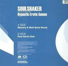 SOULSHAKER - Hypnotic Erotic Games, Feat. Lorraine Brown (Paul Harris Rmx) GUSTO