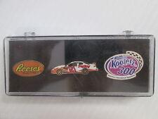 HERSHEY CHOCOLATE REESES PAYDAY NASCAR RACING PIN SET