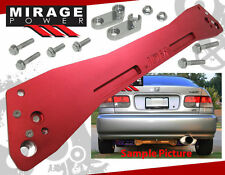 RED JDM REAR LOWER SUBFRAME BRACE ACURA INTEGRA 90-93 94-97 98-2001 DA DC2