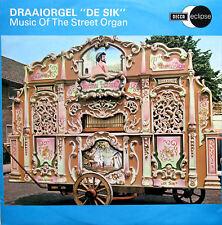 ECS-R 2075 Draaiorgel De Sik Music Of The Street Organ - Decca Eclipse VG/VG