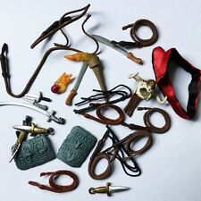 Promotion 26pcs Accessories For Movie Indiana Jones Action Figure Toys Gift