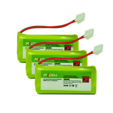 3× Cordless Phone Batteries For AT&T BT18433 BT28433 BT184342 Vtech BT28434