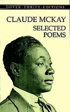 Selected Poems (Dover Thrift Editions) Claude McKay Paperback