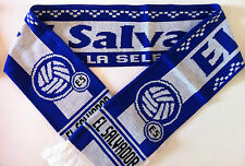 EL SALVADOR Football Scarves NEW from Superior Acrylic Yarns