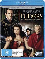 The Tudors : Season 2 (Blu-ray, 2009, 3-Disc Set)**New & Sealed**
