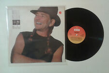 "Willie Nelson ""Me and Paul"" LP CBS 26383 Holland 1985 VG+/VG"