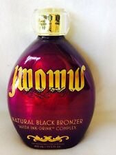 Australian Gold Jwoww Natural Black Bronzer Indoor Tanning Bed  Lotion